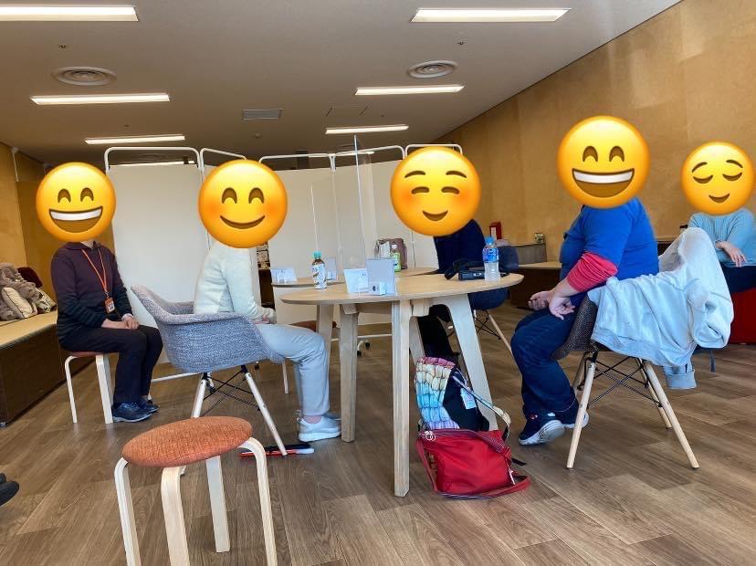 視覚障害者ピアカウンセリング座談会